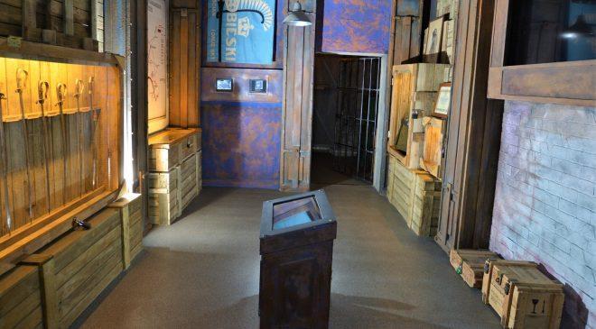 Escape room w Muzeum Regionalnym im. dr. Henryka Florkowskiego w Kościanie