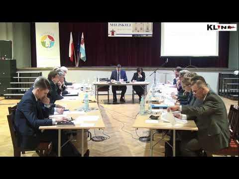 Retransmisja XXXI sesji Rady Miejskiej Kościana