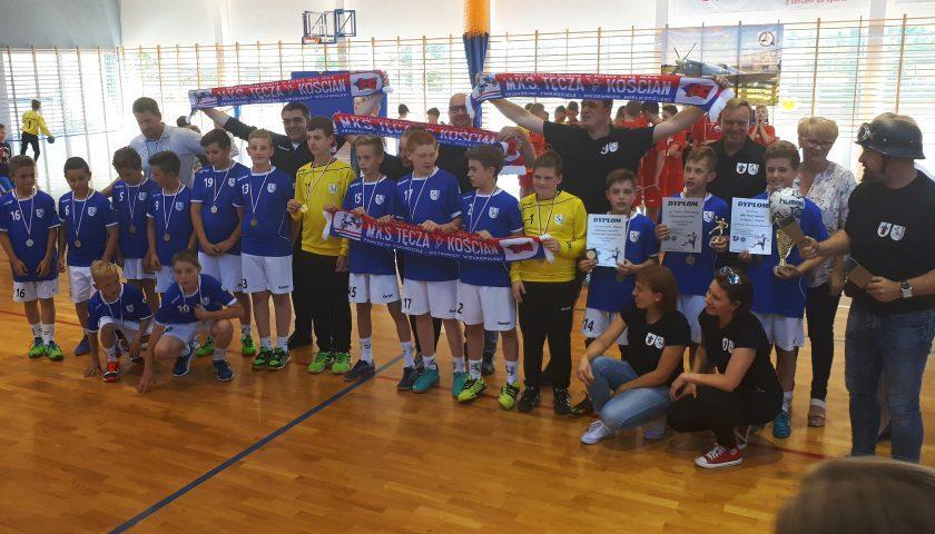 Turnieju Piłki Ręcznej w Ostrowie Wlkp.