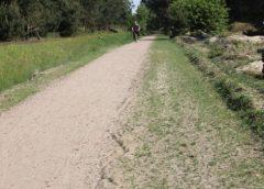 Dla rowerzystów i pieszych