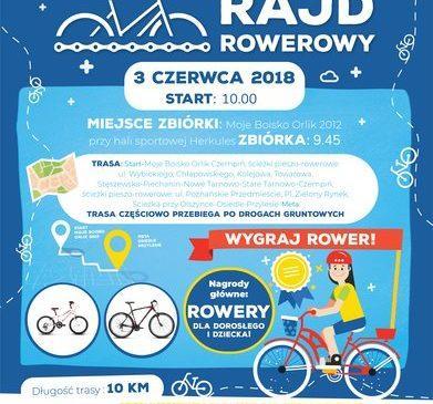 Rekreacyjny Rajd Rowerowy w Gminie Czempiń