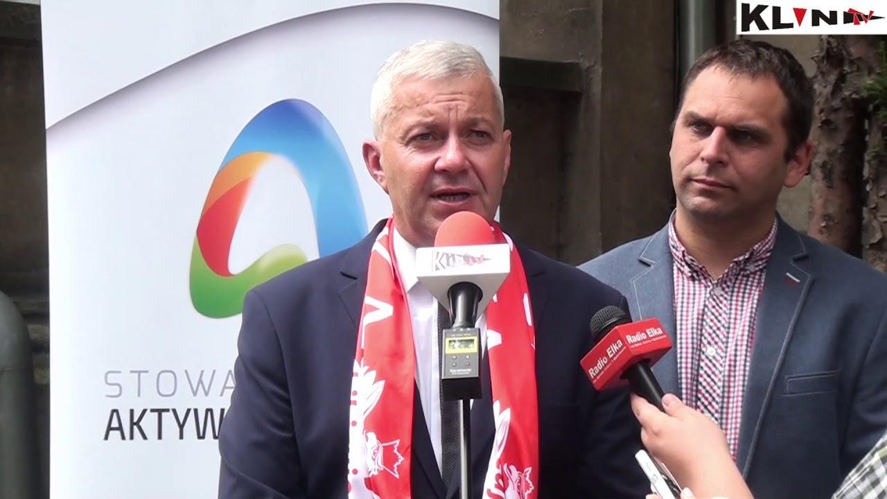 Zbigniew Bernard ubiegać się będzie o ,,fotel'' Burmistrza Kościana