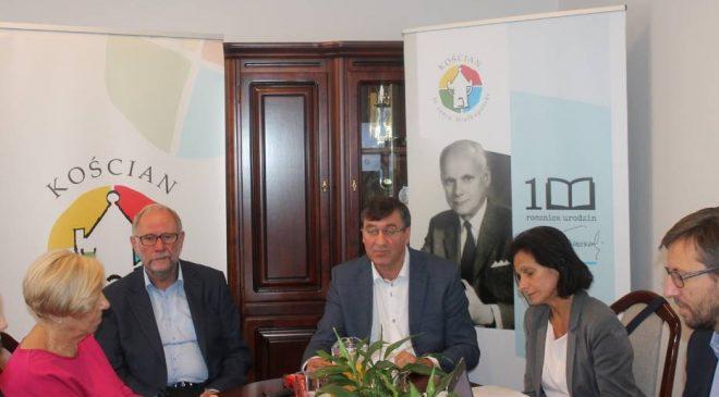 Konferencja prasowa – Inicjatywy roku Adama Tomaszewskiego