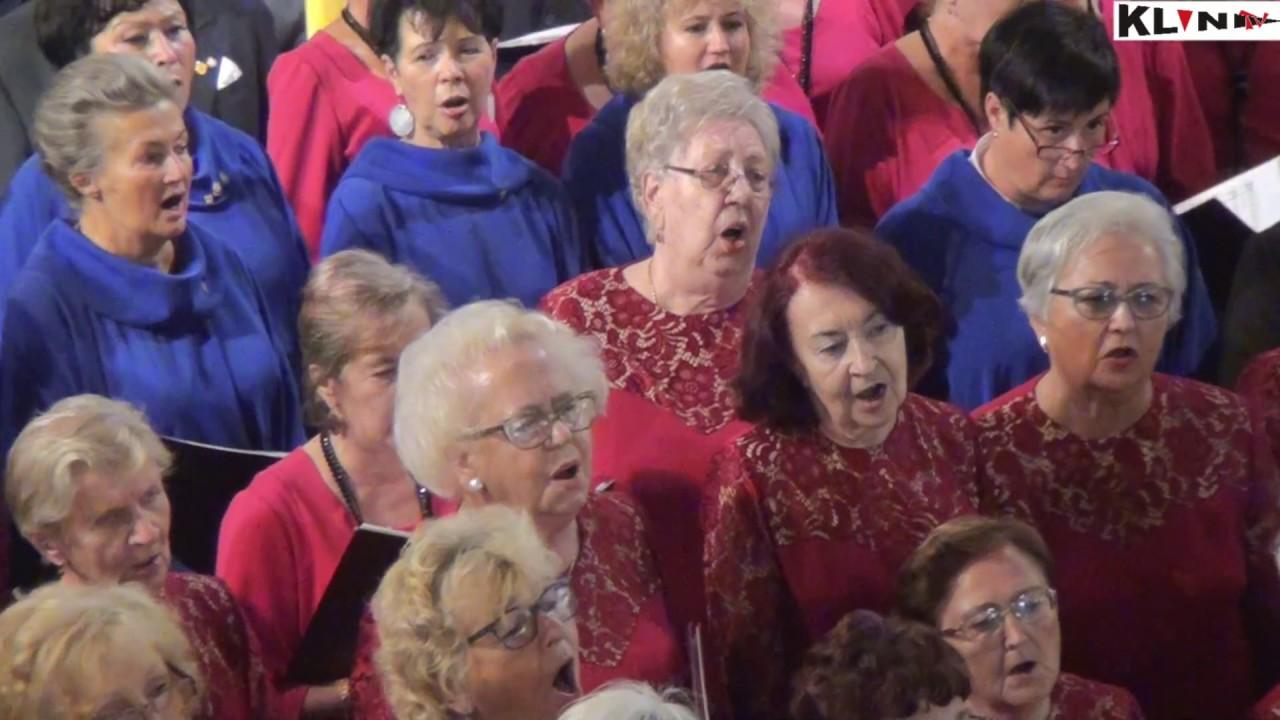 Koncert chórów w Czempiniu