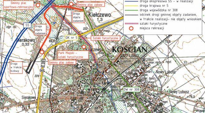 Droga Kiełczewo – Sierakowo na nowo