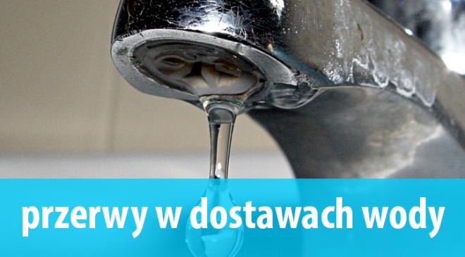Wyłączenie dopływu wody w Kiełczewie od ronda na DK 5 w kierunku Bonikowa