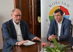 Konferencja prasowa: Więcej kamer w Kościanie