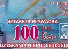 Sztafeta pływacka na 100 km