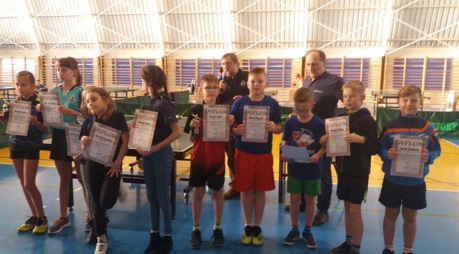 Turniej Tenisa stołowego dla dzieci i młodzieży