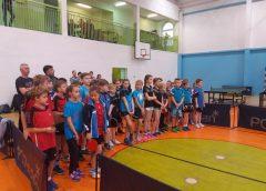 GRAND PRIX Wielkopolski w tenisie stołowym