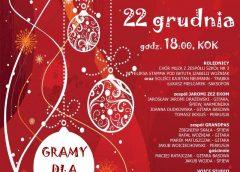 Świąteczny Koncert Charytatywny dla Emilii