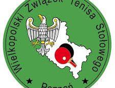 Turniej Wielkopolski w tenisie stołowym Weteranów