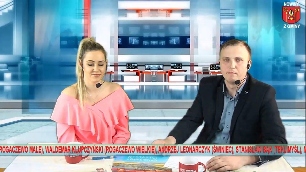 Nowiny z Gminy…czyli Krzywiński Magazyn Samorządowy cz.XIII