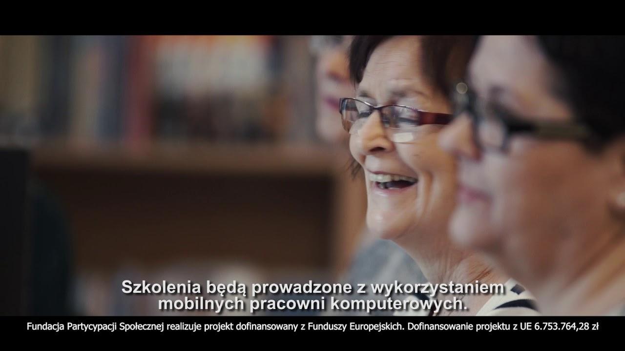 Bezpłatne kursy komputerowe i tablety na własność dla Seniorów 65+ z gminy Czempiń!