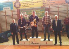 Mistrzostwa Wielkopolski Weteranów w tenisie stołowym
