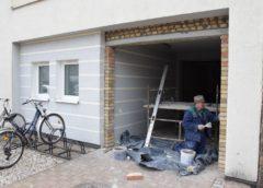 Prace remontowe w Powiatowym Centrum Pomocy Rodzinie oraz Ośrodku Interwencji Kryzysowej