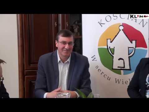 Konferencja prasowa poświęcona sytuacji w oświacie oraz zmianom w ruchu drogowym – VIDEO