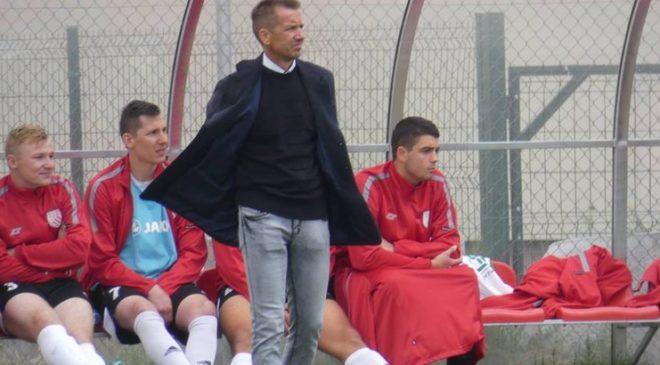 Nowy trener Promienia