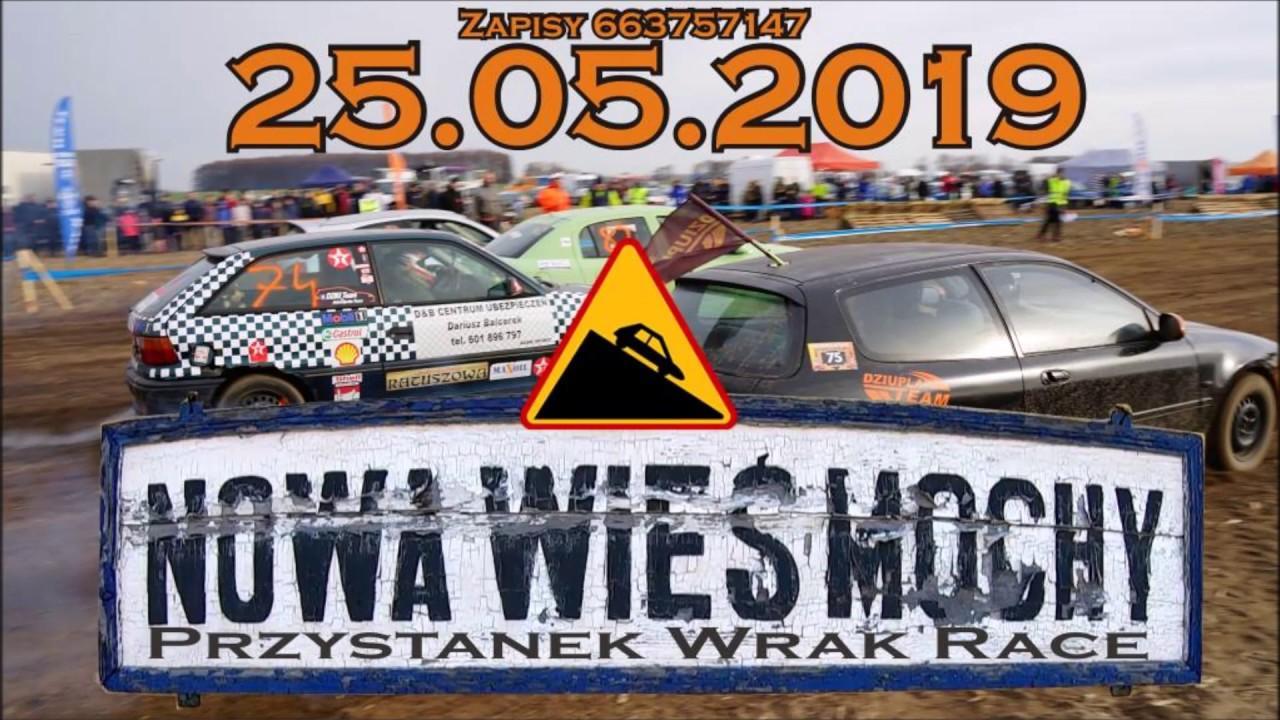 Przystanek Wrak Race Nowa Wieś – Video