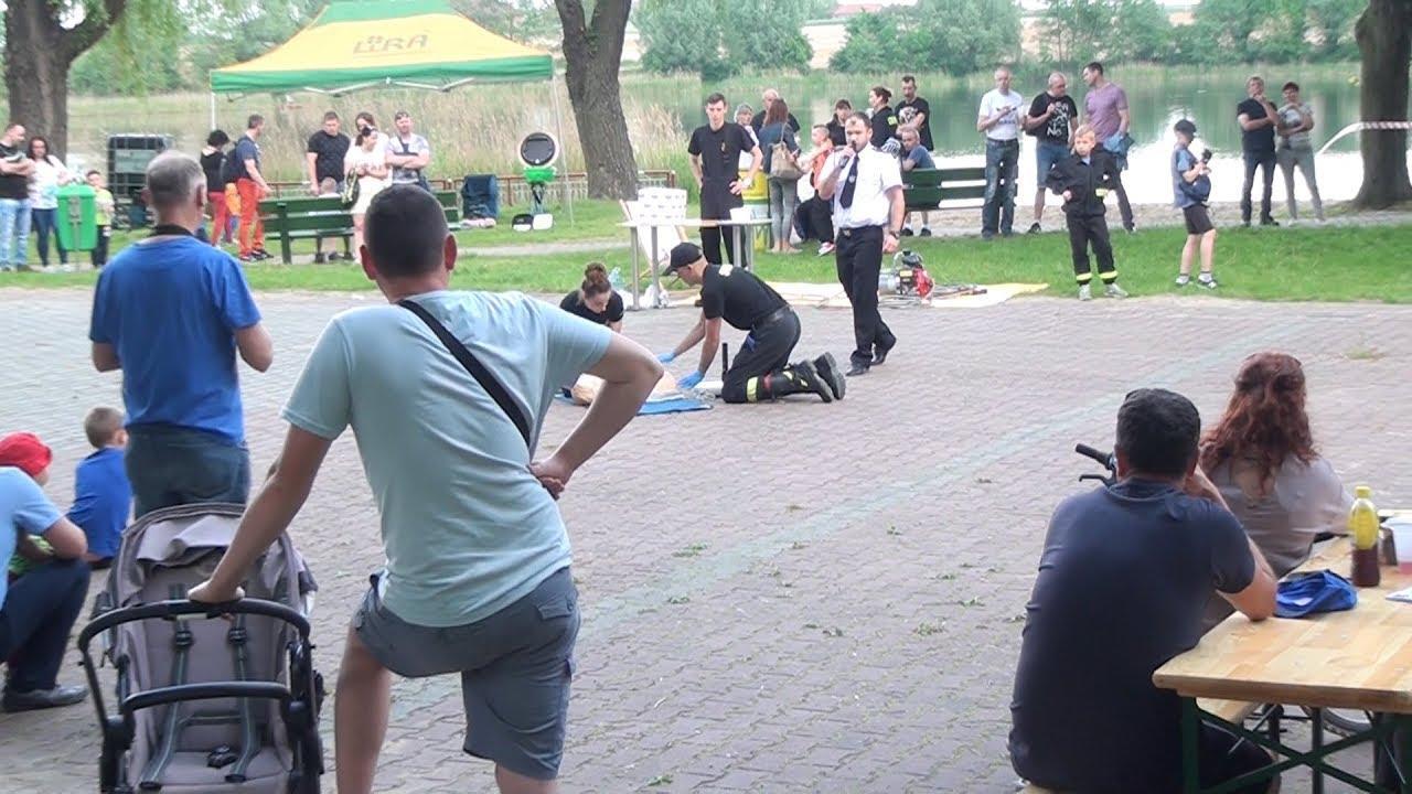 """VI Festyn Strażacki pod hasłem """"Dzień Bezpieczeństwa"""" – Krzywiń"""