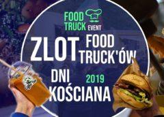 Zlot Food Trucków w ramach XXXIII Dni Kościana